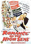 Romance On The High Seas( Rare 1948 Dvd )* Doris Day * Jack Carson * Janis Paige