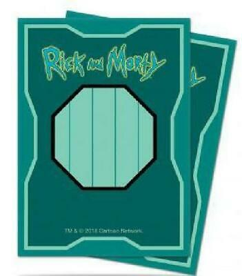 Ultra Pro Rick & Morty V1 65ct Standard Sized Sleeves (UP85646) New Sleeves TD2