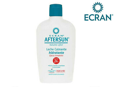 Ecran Aftersun Milk Cream Soothing Moisturising Repairing Lotion 200ml