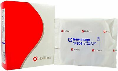"Hollister 14804 New Image Convex Ctf Barrier 2-3/4"" Flange - Box Of 5"