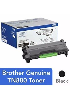 BROTHER Genuine OEM TN880 Toner Extra High Yield TN-880 •FREE SHIPPING• Sealed