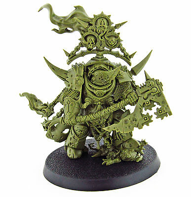 Lord Of Contagion | Death Guard | Chaos | Know No Fear | Warhammer 40k