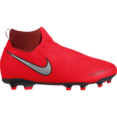 Nike JR Phantom VSN Academy DF FG Kid/'s Soccer Football Shoes AO3287-600 1901