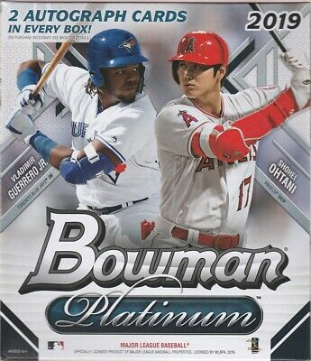 2019 Bowman Platinum Inserts, Parallels, & Serial #'d Cards *Pick Your Player*