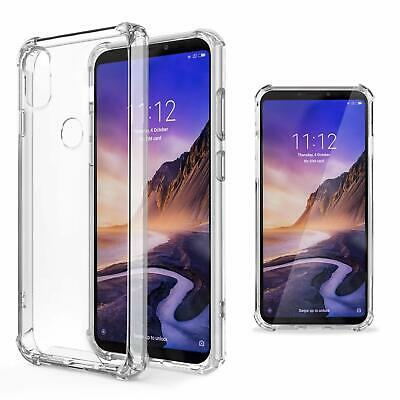Coque Anti-choc Dispositif Antichute Silicone TPU Xiaomi mi Max 3 Transparent