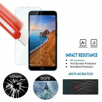 For Xiaomi Redmi 7A / 7 / 6A / Note 7 Y3, PremiumTempered Glass Screen Protector
