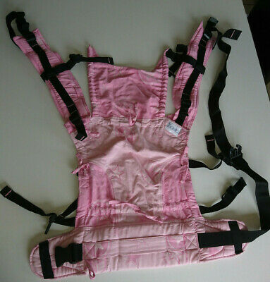 Fidella Fusion - Full-Buckle Babytrage - Outer Space candy rose - Baby