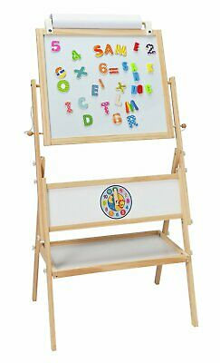 Chad Valley Double Sided Wooden Easel.