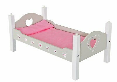 Chad Valley Babies to Love Wooden Doll's Bunkbed