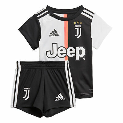 sports shoes 3df68 9fa46 ADIDAS OFFICIAL KIDS Juventus FC Home Baby Football Kit Set 2019-20