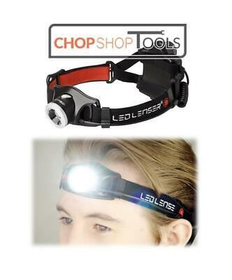 LED Lenser H7R.2 Rechargeable Headlamp Torch Cycling Hiking Fishing 300 Lumens