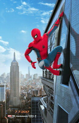 73325 Spider-Man - Homecoming Movie Wall Poster Print Affiche