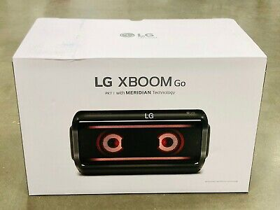 LG PK7 XBOOM Go Bluetooth Party Louder Speaker Bluetooth Rechargable