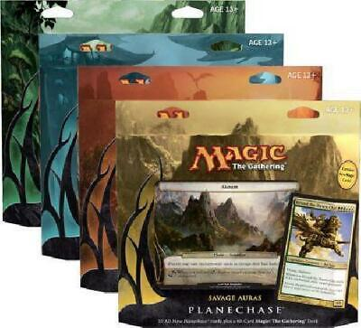 Planechase 2012 Game Pack Box with 4 Decks (MTG) New MTG Magic Gathering TD2