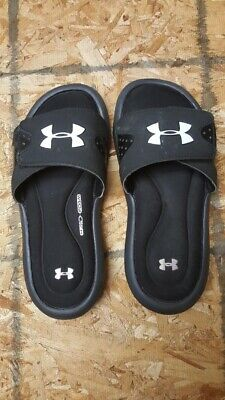 Under Armour Youth Slide Sandals NWT Size 5Y Authentic Water Friendly 4D Foam
