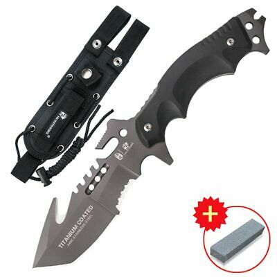 HX OUTDOORS predator Tactical Survival Camping Knife, High Quality Hunting