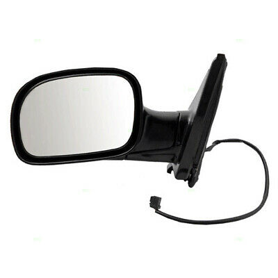 OE Replacement Chrysler//Dodge Driver Side Mirror Outside Rear View Partslink Number CH1320204