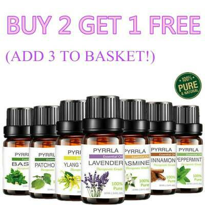 37+Fragrances Pure Essential Oils 100%Natural Aromatherapy Organic Essential Oil