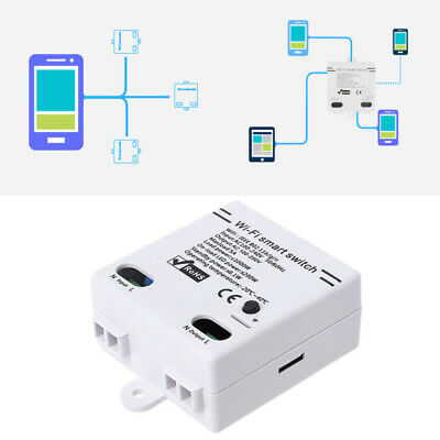 Universal Sonoff ITEAD Smart Home WiFi Wireless Switch Module For APP sdf
