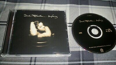 Sarah McLachlan SURFACING  CD COMPACT DISC