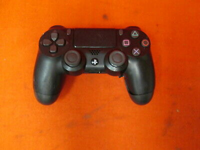 Sony Dualshock 4 Wireless Controller For PlayStation 4 Jet Black 3425