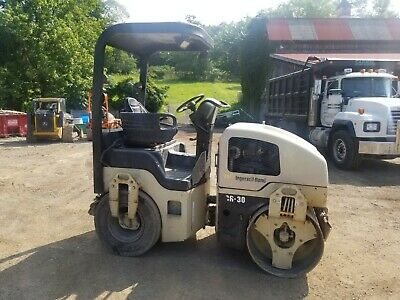 2006 Ingersoll Rand CR30 Asphalt Roller Combination Roller