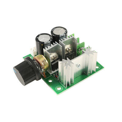 12V-40V 10A GOVERNOR PWM DC Motor Speed Control Switch