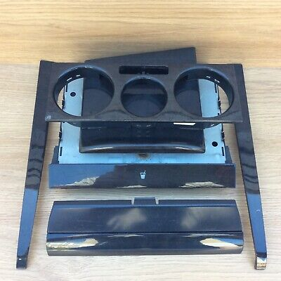 VW GOLF MK4 GTI Wood effect FRONT CUP HOLDER AND DASHBOARD TRIMS