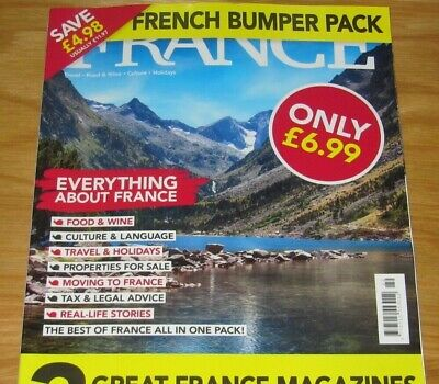 FRANCE Magazine - August 2019 - Issue 251