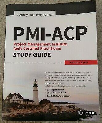 BK PMI-ACP Project Management Institute Agile Certified Practitioner Study Guide