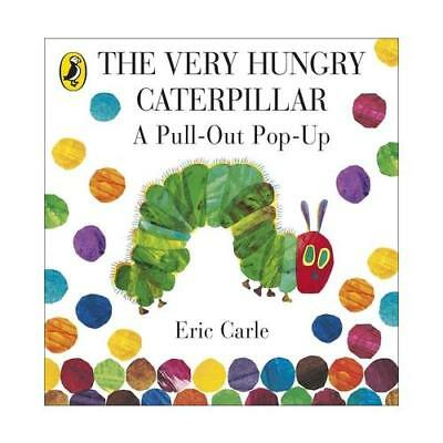 The Very Hungry Caterpillar by Eric Carle (author)