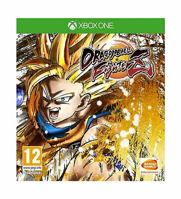 Dragon Ball FighterZ Xbox One Game.