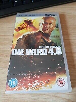 Die Hard 4.0 [UMD Mini for PSP] [2007] - DVD  7MVG