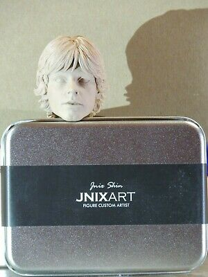 Hot 1/6 Head Jnix Art Figure custom artist Toys Star Wars Luke Skywalker ANH