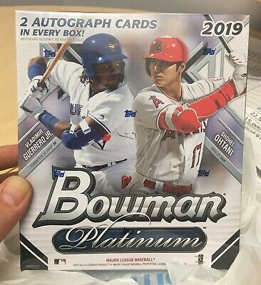 2019 Bowman Platinum - COMPLETE YOUR SET Base/Rookies/Prospects/Inserts YOU PICK
