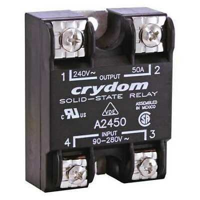 CRYDOM A2475 Solid State Relay,90 to 280VAC,75A