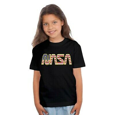 T-shirt NASA USA ENFANT FILLE
