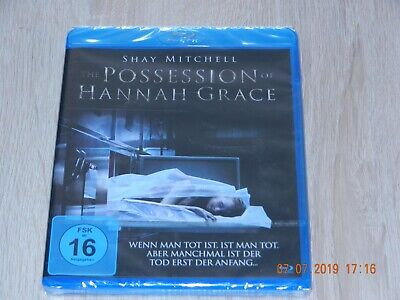 The Possession of Hannah Grace [Blu-ray] Neu&OVP