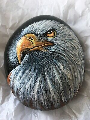 Hand Painted River Rock Art
