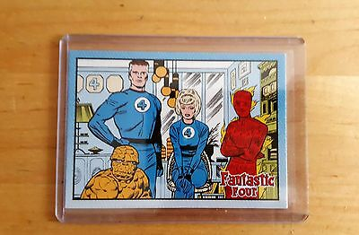 Fantastic Four Archives Promo Trading Card P1 (2008) By Rittenhouse Archives