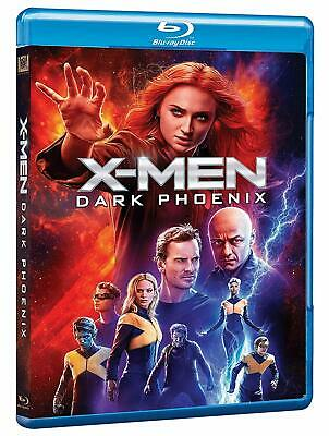 X-MEN: Dark Phoenix (BLU-RAY Disc) Ultimo Capitolo Saga X-men