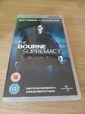The Bourne Supremacy (UMD, 2005)