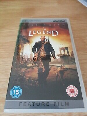 I Am Legend [UMD Mini for PSP] [DVD] DVD
