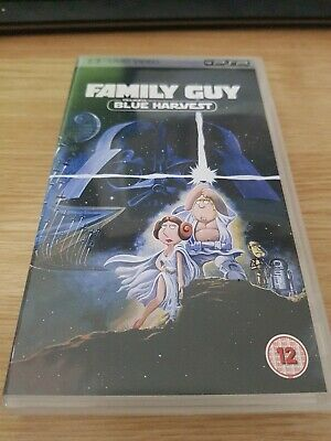 Family Guy Presents Blue Harvest PSP UMD Video (UMD, 2009)