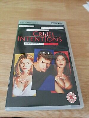Cruel Intentions (UMD, 2006)
