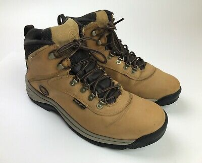 ce6ae4400cf TIMBERLAND WHITE LEDGE Mid Men's Hiking Boots Waterproof Shoes ...