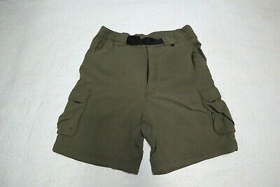 BOY SCOUTS OF AMERICA Switchback Uniform Pant Shorts Size XL Youth (30W x 7.5L)