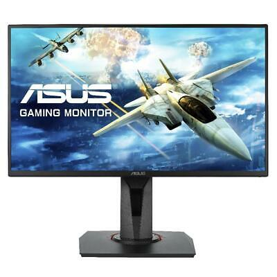 "Asus 24.5"" Gaming Monitor Full HD 0.5ms 165Hz FreeSync Adaptive Sync VG258QR"