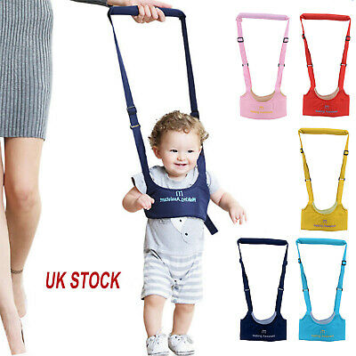 Baby Kid Toddler Safety Harness Learning Walk Assistant Walking Reins Modern