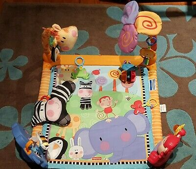 Fisher price play mat - used but still in good condition